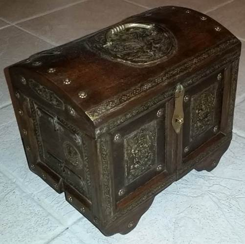 Indian Puzzle Boxes MagicPuzzlesorg